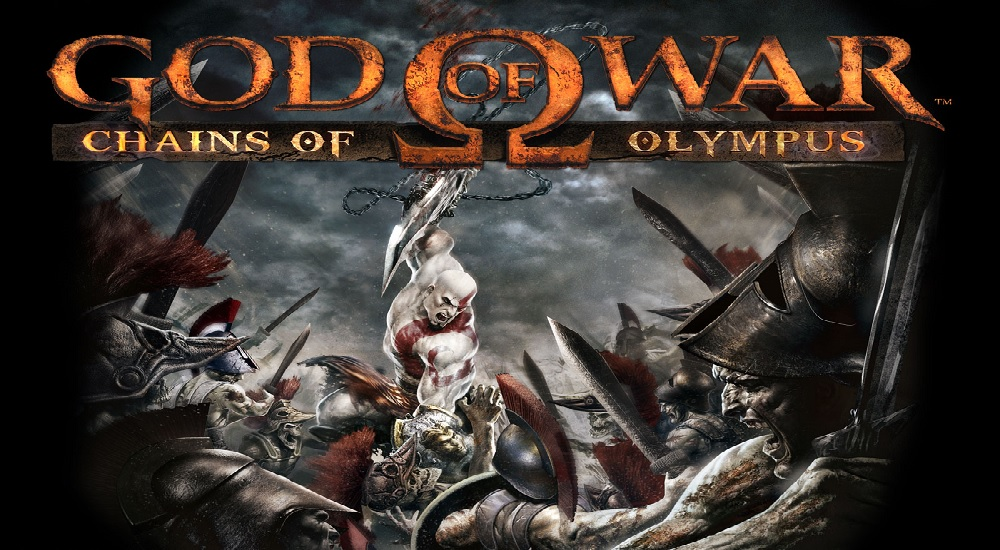 God of War: Chains of Olympus / PSP