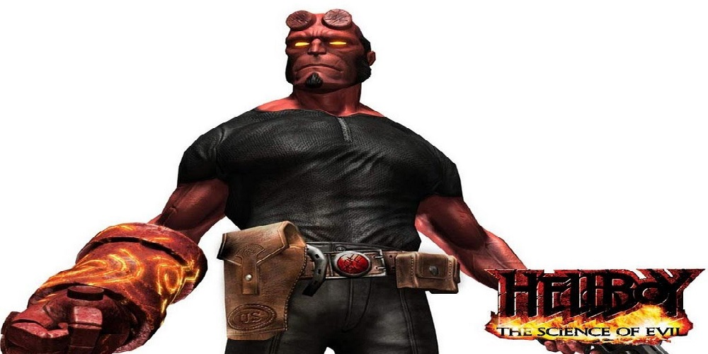 Hellboy: The Science of Evil / PSP