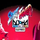 Street Fighter Alpha: Warriors' Dreams / Sega Saturn