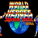 World Heroes Supreme Justice Extra / OPENBOR