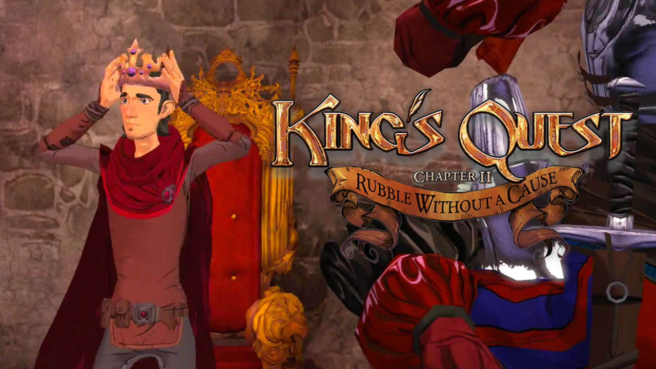 King Quest Chapter II-1