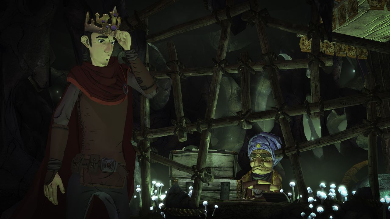King Quest Chapter II-3