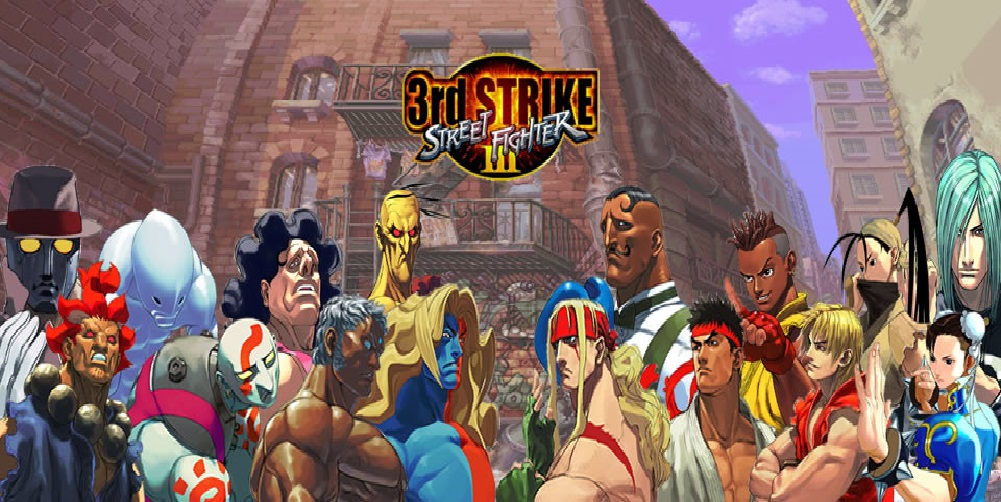 Street Fighter III: 3rd Strike - Special Chars / ARCADE