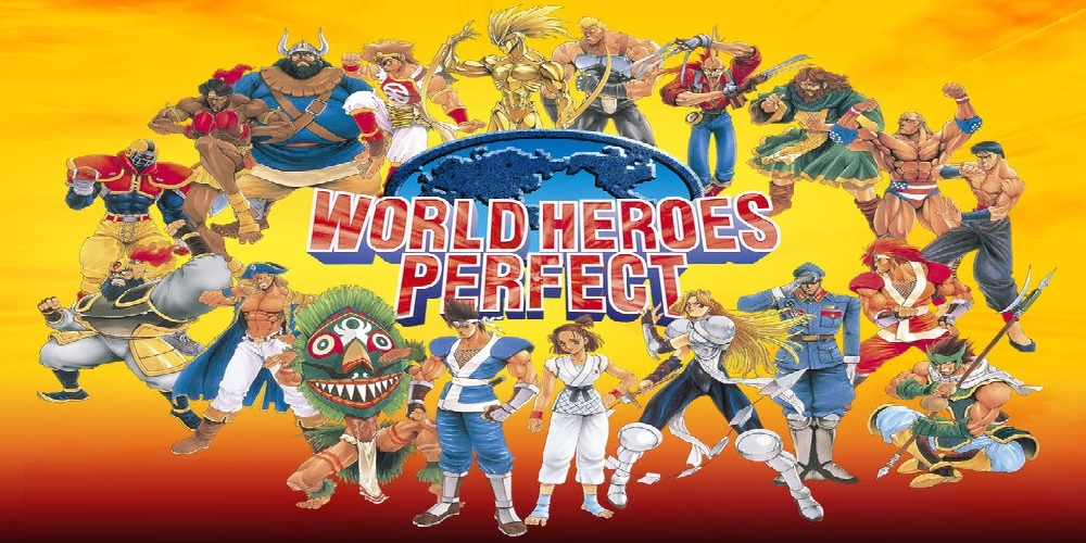 World Heroes Perfect – Special Chars / ARCADE