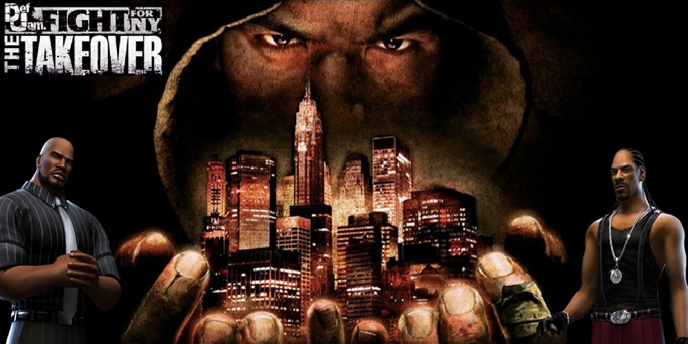 Def Jam Fight for NY: The Takeover / PSP
