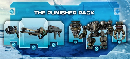 Lost Planet 3 - Punisher Pack