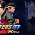 The King of Fighters 97 HD ver. / Android