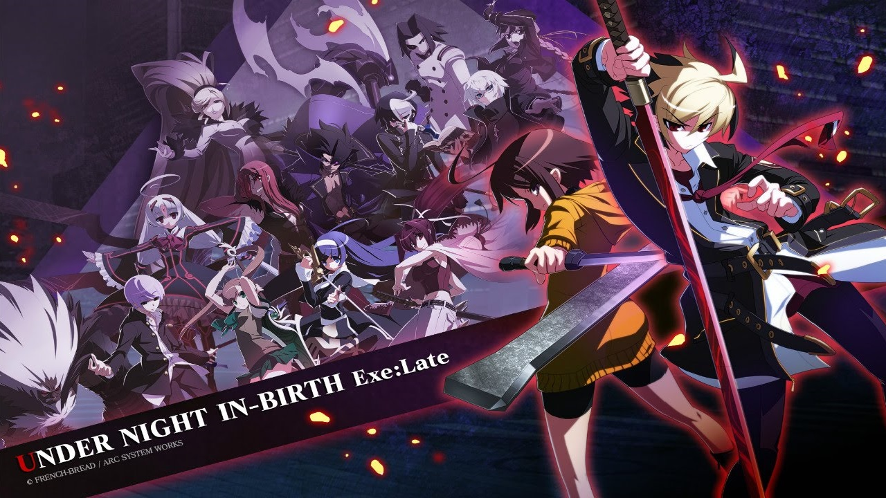 Under Night In-Birth Exe Late-1