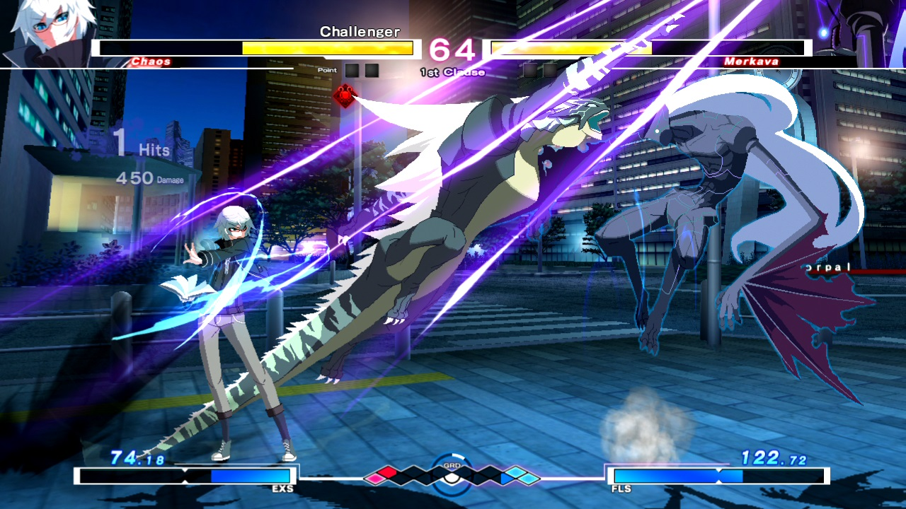 Under Night In-Birth Exe Late-2