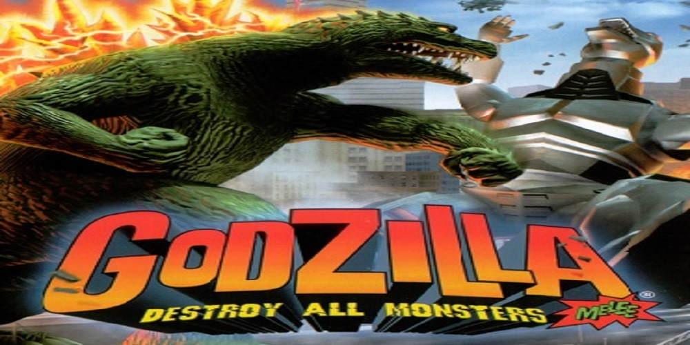 Godzilla: Destroy All Monsters Melee / GameCube