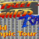Street Fighter Rage: World Olympic Tour / OPENBOR