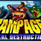 Rampage: Total Destruction / GameCube