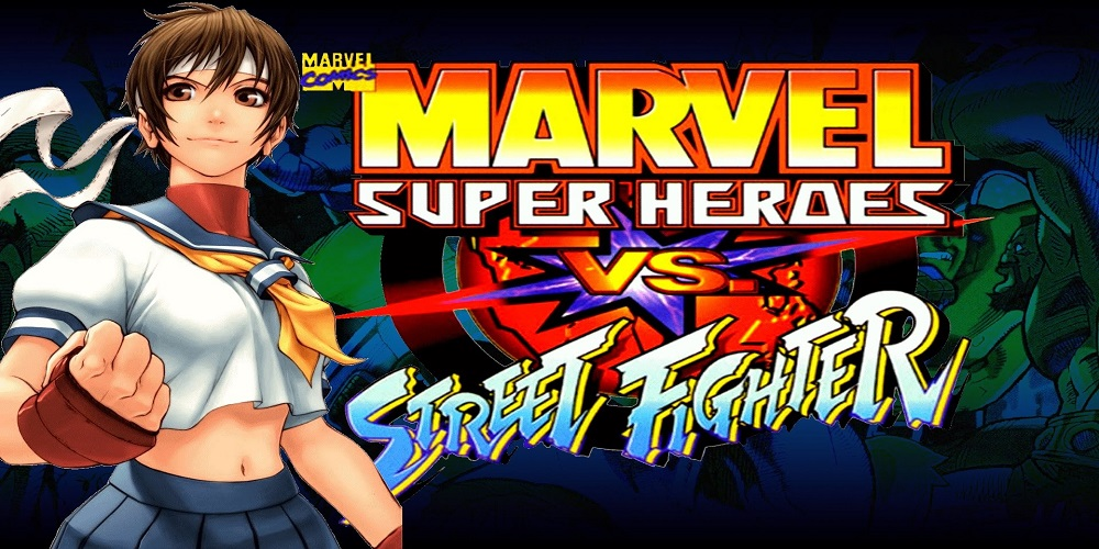 Marvel Super Heroes vs. Street Fighter / MUGEN