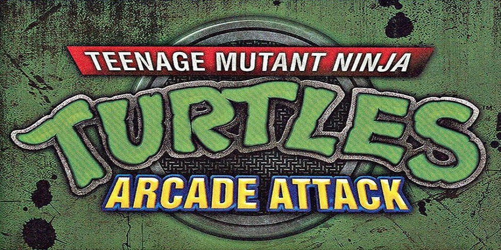 Teenage Mutant Ninja Turtles: Arcade Attack / NDS