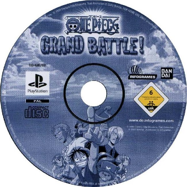 One Piece Super Grand Battle X: One Piece: Grand Battle! / PSX