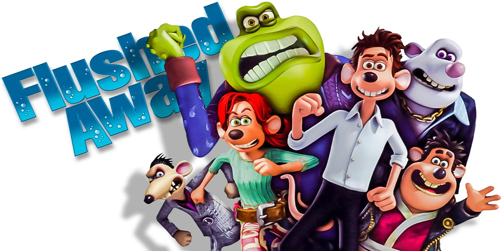 Flushed Away / NDS