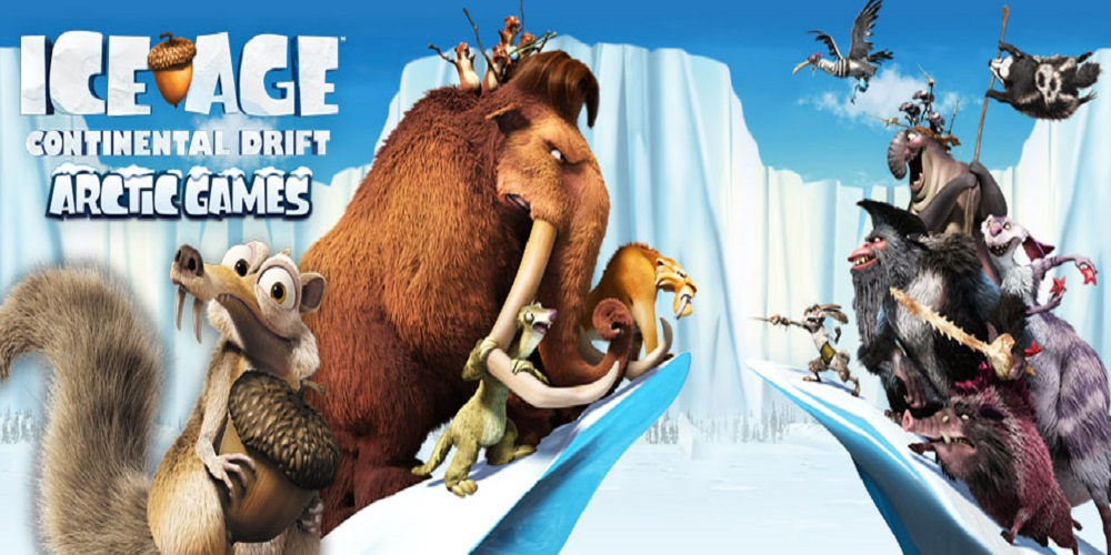 Ice Age: Continental Drift – Arctic Games / Nintendo DS