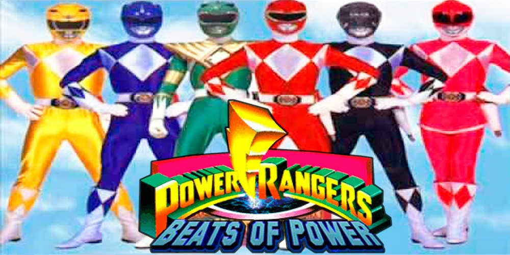 Power Rangers: Beats of Power Special Edition / OPENBOR