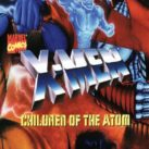 X-Men: Children of the Atom Special Chars / ARCADE