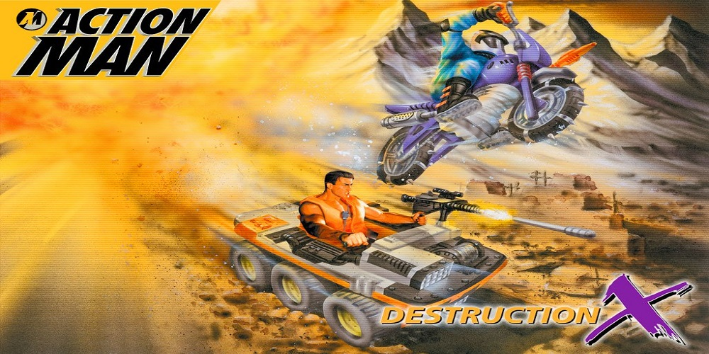 Action Man: Destruction X / PSX