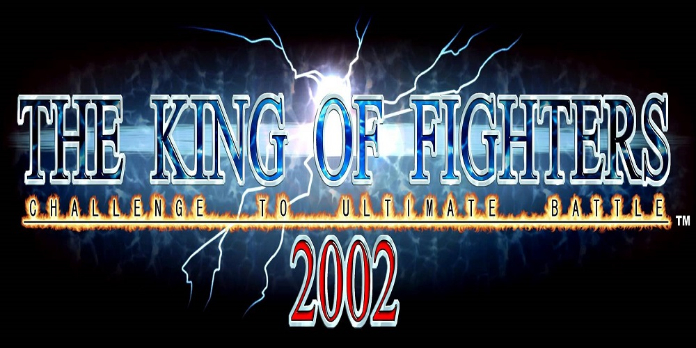 The King of Fighters 2002 Super Black Nude Mix / ARCADE
