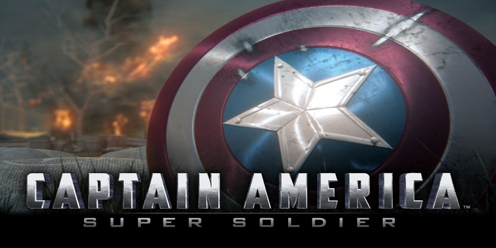 Captain America: Super Soldier / Nintendo Wii