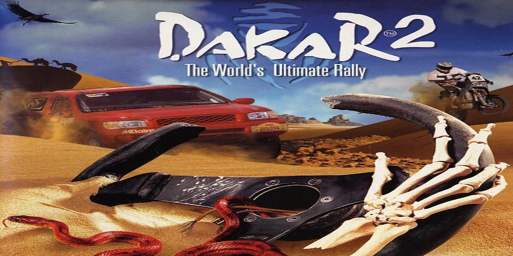 Dakar 2: The World's Ultimate Rally / GameCube