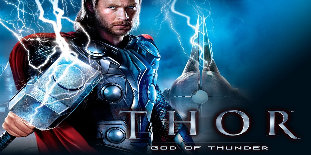 Thor: God of Thunder / Nintendo Wii