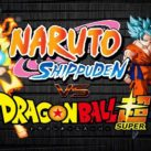 Naruto Shippuden Extreme vs Dragon Ball Super / MUGEN