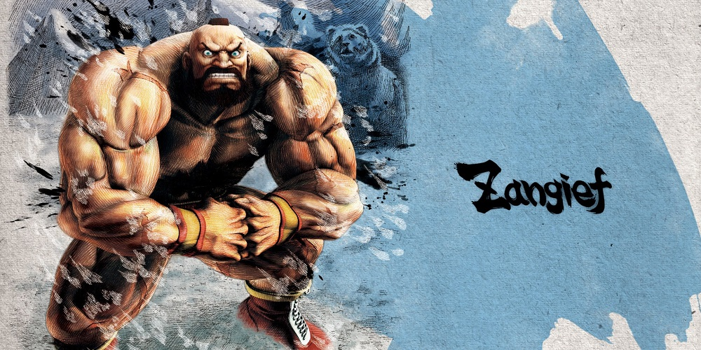 Zangief [Street Fighter] / Biyografi