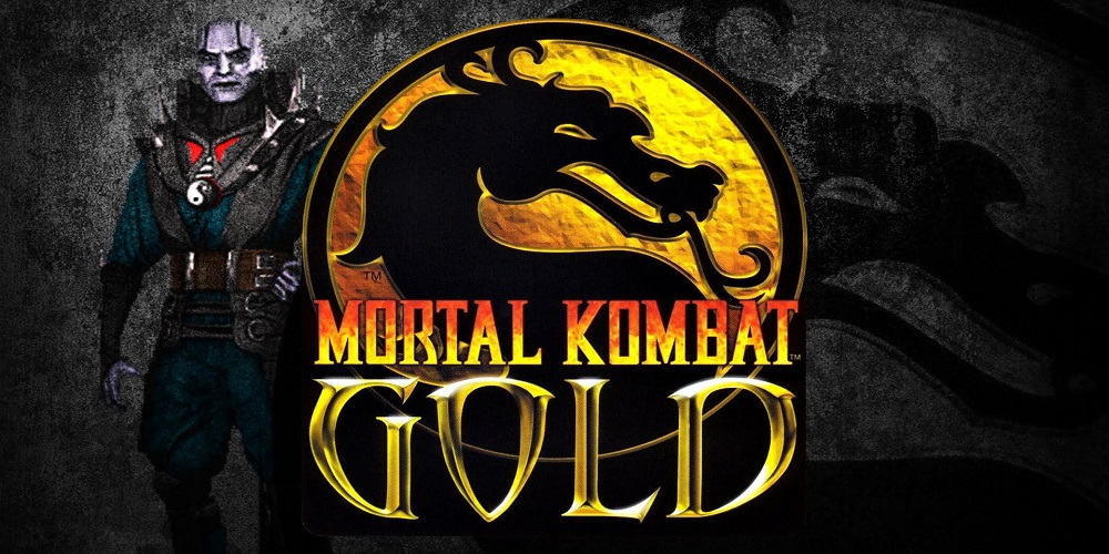 Mortal Kombat Gold / Dreamcast
