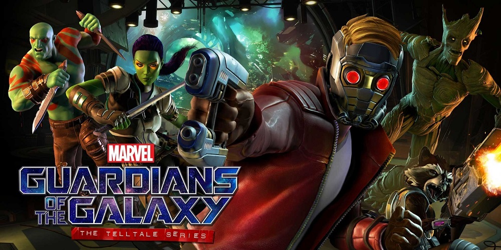 Guardians of the Galaxy: The Telltale Series – Episode 1-2-3-4 / PC
