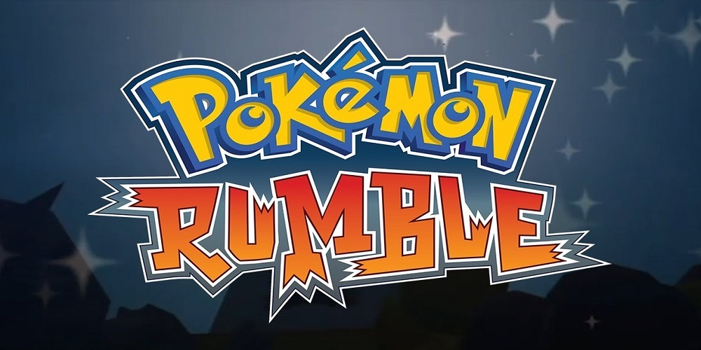 Pokemon Rumble / Nintendo WiiWare