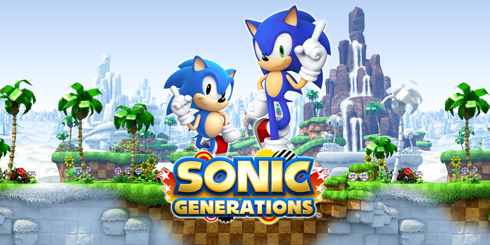 Sonic Generations / 3DS