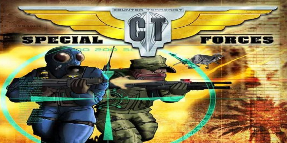 CT Special Forces / PSX