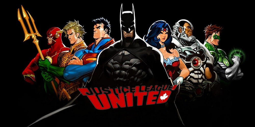 Justice League United / OPENBOR