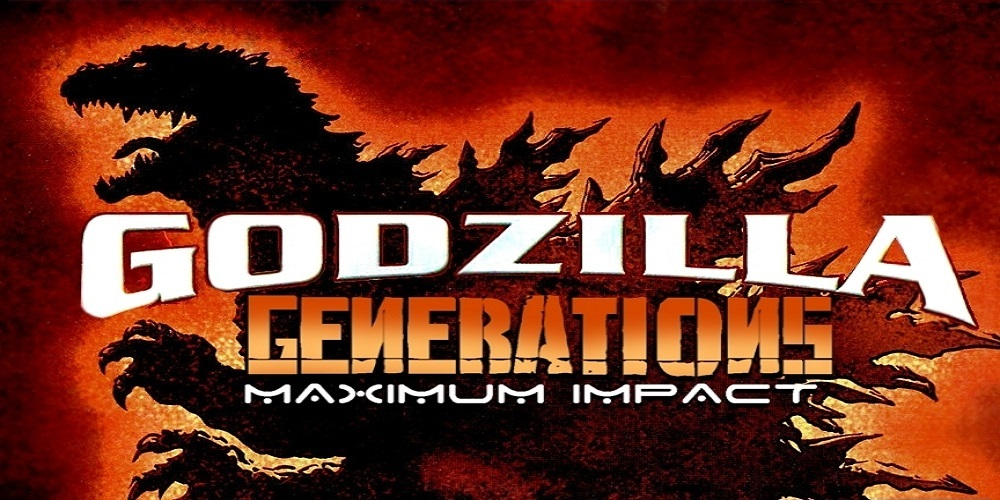 Godzilla Generations: Maximum Impact / Dreamcast
