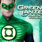 Green Lantern: Rise of the Manhunters / 3DS