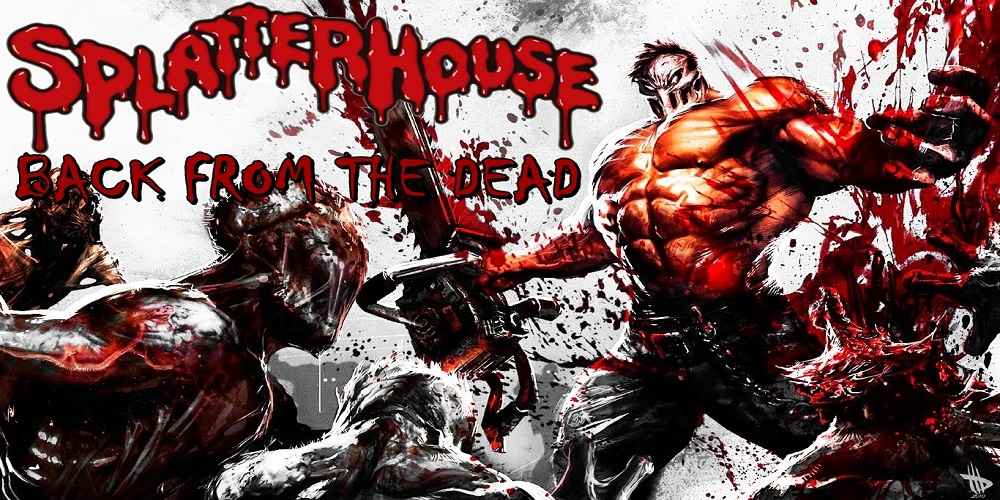 Splatterhouse: Back from the Dead / OPENBOR
