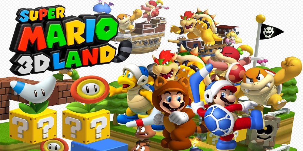 Super Mario 3D Land / Nintendo 3DS