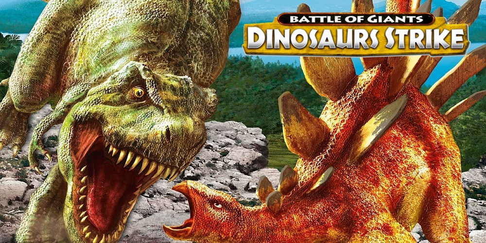Battle of Giants: Dinosaur Strike / Nintendo Wii