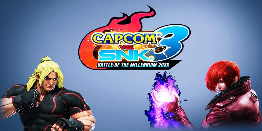 Capcom vs. SNK 3: Battle of The Millennium 20XX / MUGEN