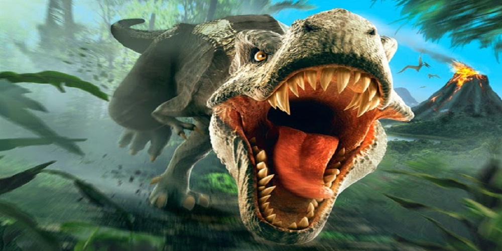 Combat of Giants: Dinosaurs 3D / Nintendo 3DS