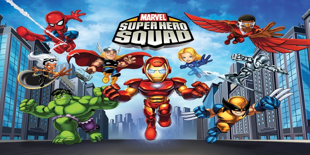 Marvel Super Hero Squad / Nintendo DS