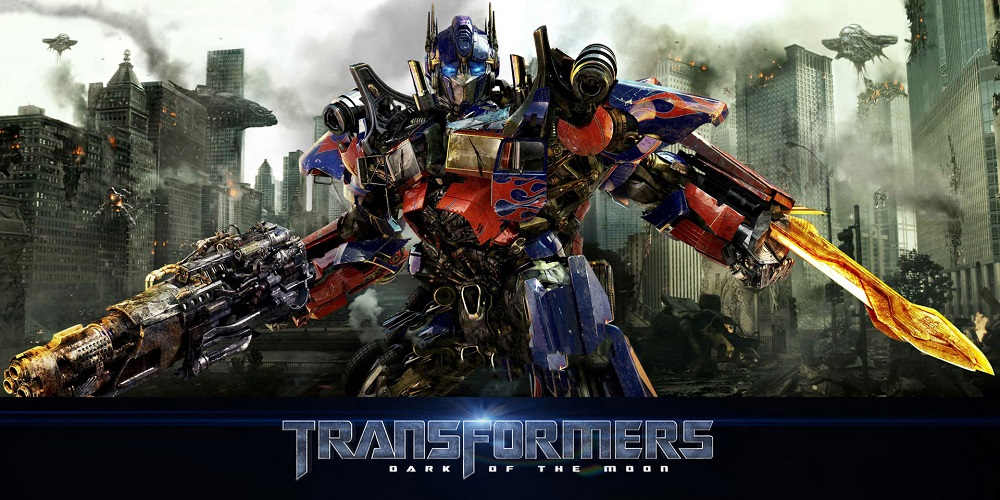 Transformers: Dark of the Moon / Nintendo Wii