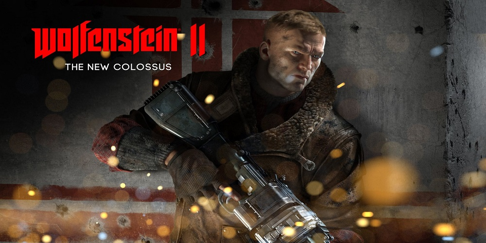 Wolfenstein II: The New Colossus / PC