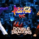 Art of Fighting vs. Double Dragon / OPENBOR