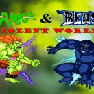 Beast & Blanka in the Violent World / OPENBOR