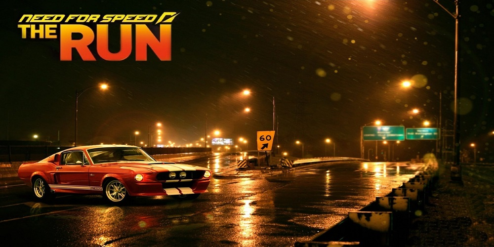 Need for Speed: The Run / Nintendo 3DS