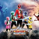 Power Rangers Super Megaforce / 3DS